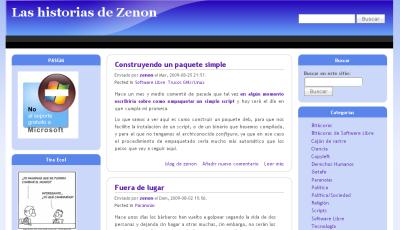 Historias de Zenon